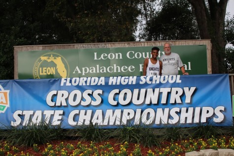 On Center Stage: Five Questions with State XC Qualifier Dannys Marrero