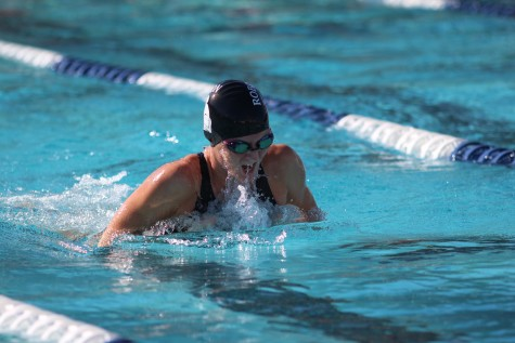 On Center Stage: Five Questions with State Swim Qualifier Maddie Strasen