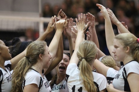 Volleyball: Lady Knights' Season Ends in State Semis