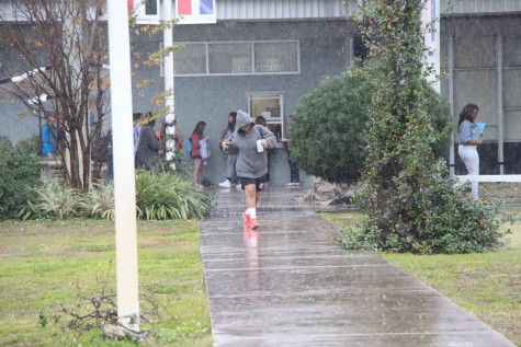 Severe Weather Warning Causes Inconvenience
