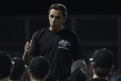 McCray holds meeting for interested fall ball players