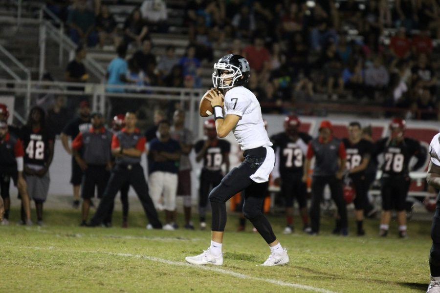 Knights shut out Alonso in 30-0 win