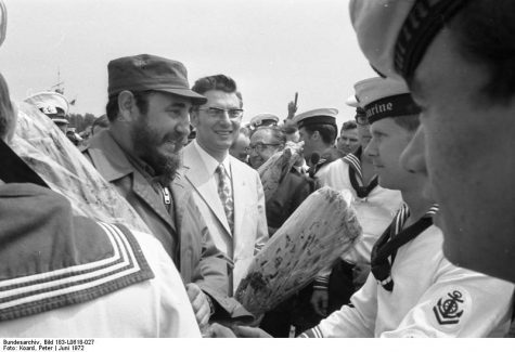After his death, students consider Fidel Castro's legacy