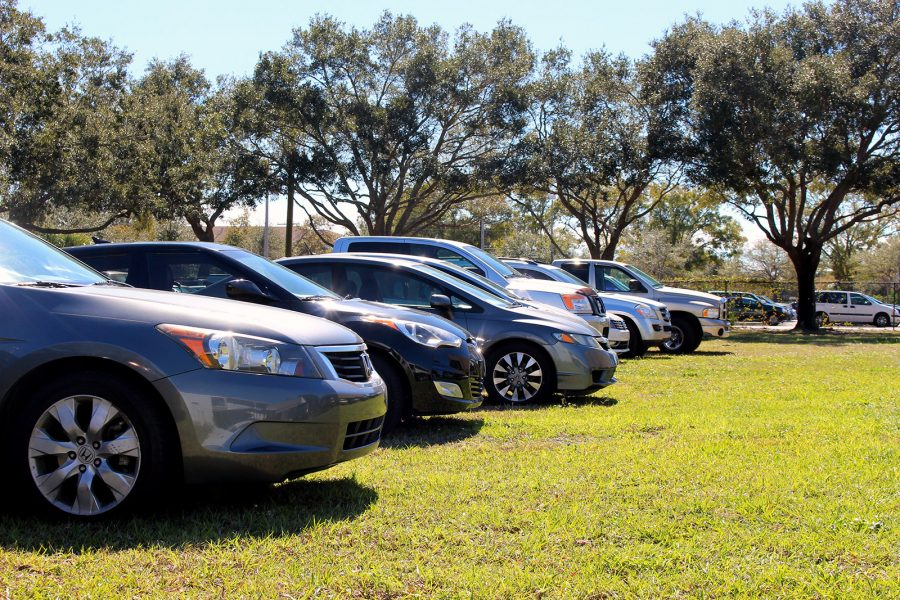 New overflow parking lot sparks dissapproval from students