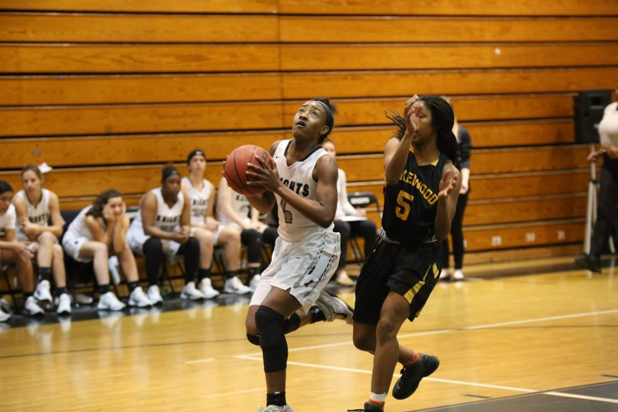 Lady Knights end season with 50-38 loss to Lakewood