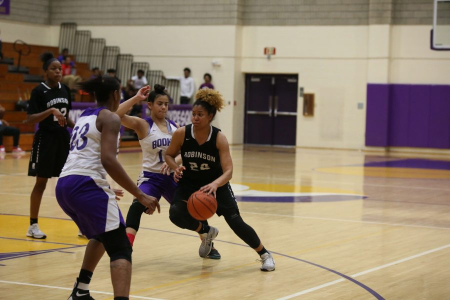 Lady Knights claim redemption in 68-51 win against Booker