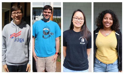 Q &A: Get to know the valedictorians and salutatorians