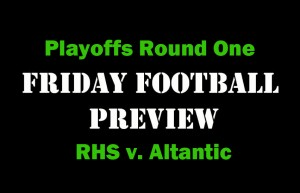 Football Playoffs Round One