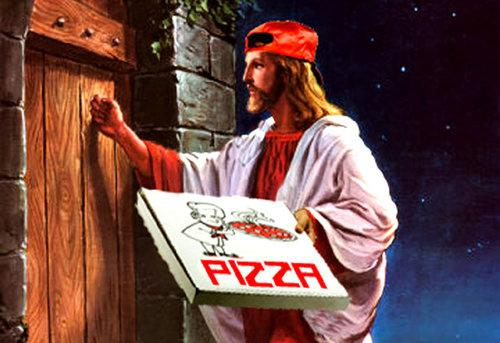 Jesus Pizza...?