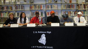 Seven Make It Official on National Signing Day