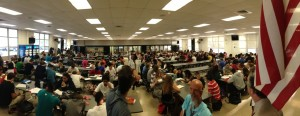 Students Displaced From Classrooms During First Period