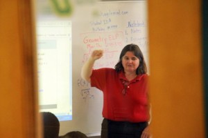 Lori Pusifull brings twenty-five years of teaching experience to Robinson High School with her. Most recently she taught mathematics at Monroe Middle School.