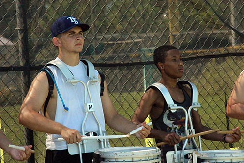 Drumline: Keeping the Beat with Jacob Trask