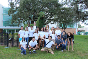 Journalism Students Attend FSPA Conference