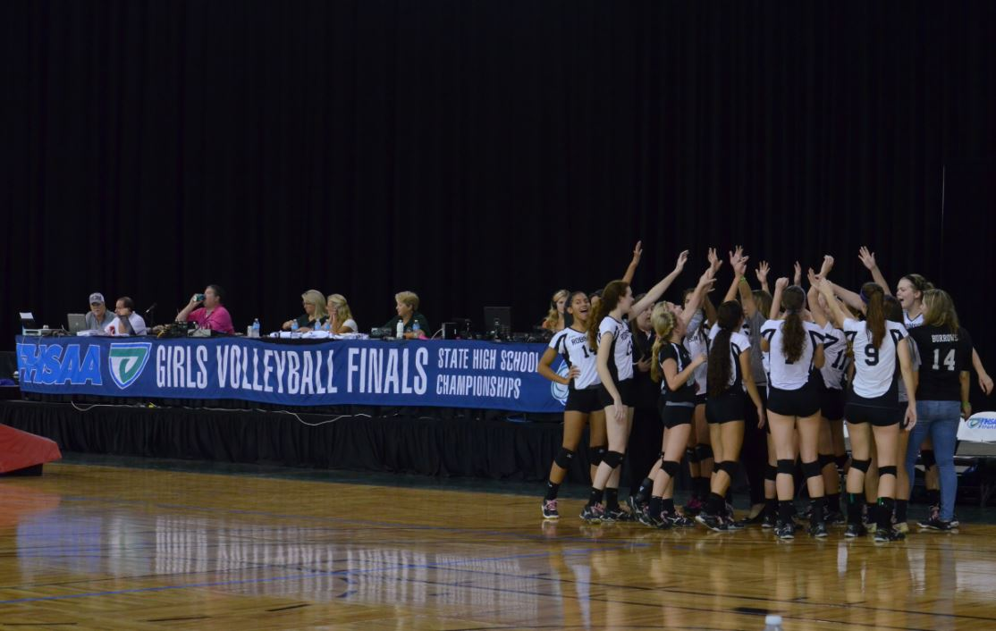 The Lady Knights made their first Final Four appearance since 1978.