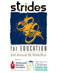 Strides for Education