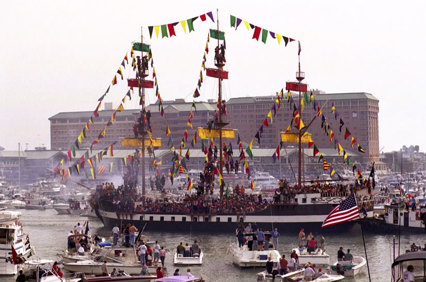 Its Time for Gasparilla!