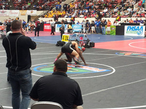 Wrestling to Compete in Live Greco Invite