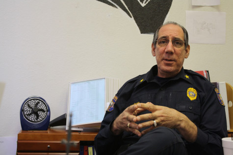 Chief Friedberg, head of security for the school district, discusses school safety.