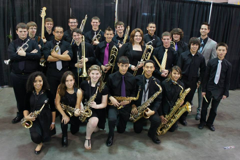 Robinson Jazz Band at MPA on Friday, Feb. 7