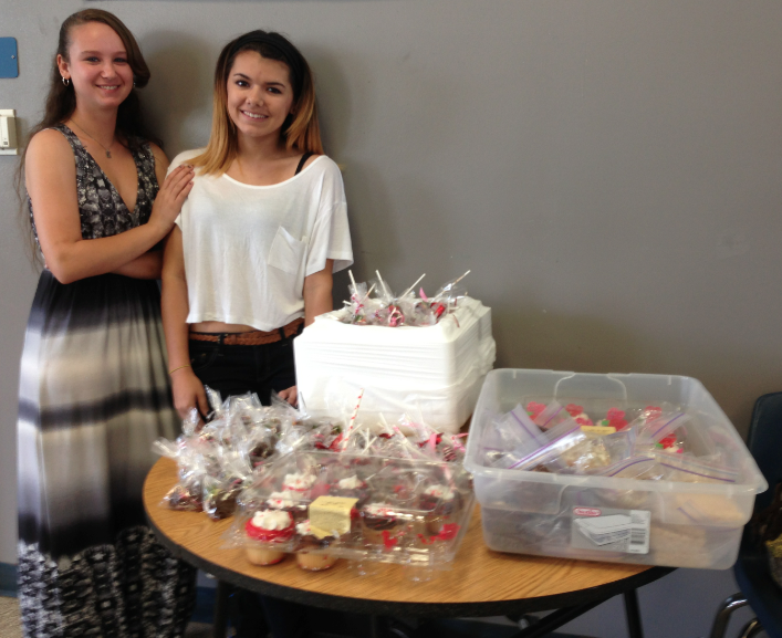 Starlets' Sweet Bake Sale