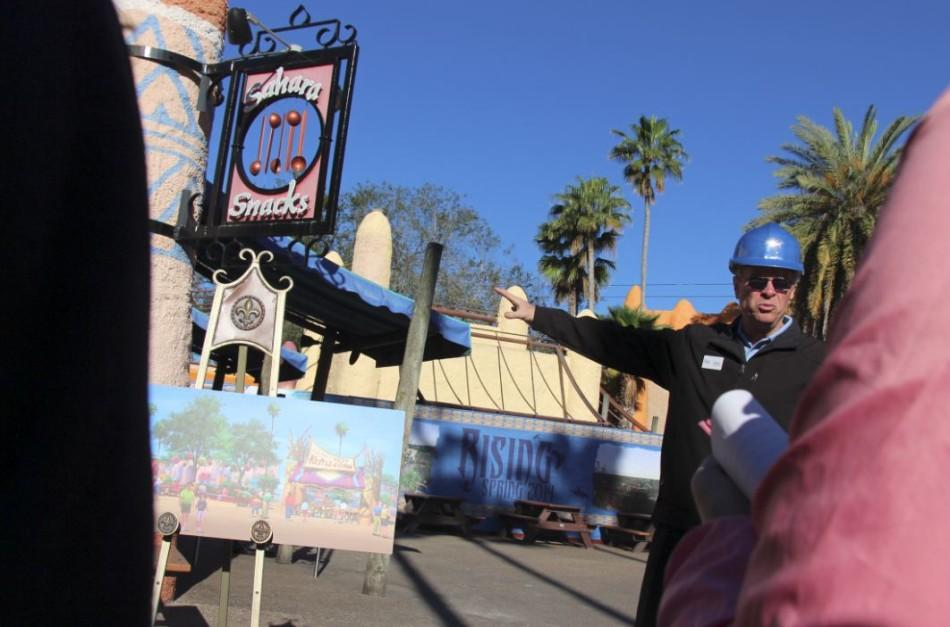 Pantopia, Fury Bring Heightened Experience to Busch Gardens