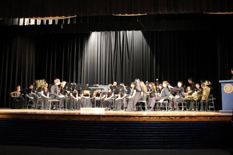 Robinson Wind Ensemble Earns Superior at MPA