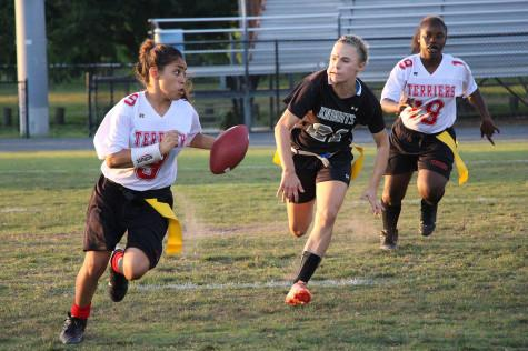 Flag Football Named Academic Team Champions