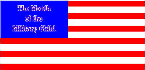 Freshmen Month of the Military Child
