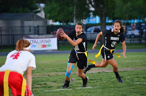 Flag Football Moves On To State Tournament