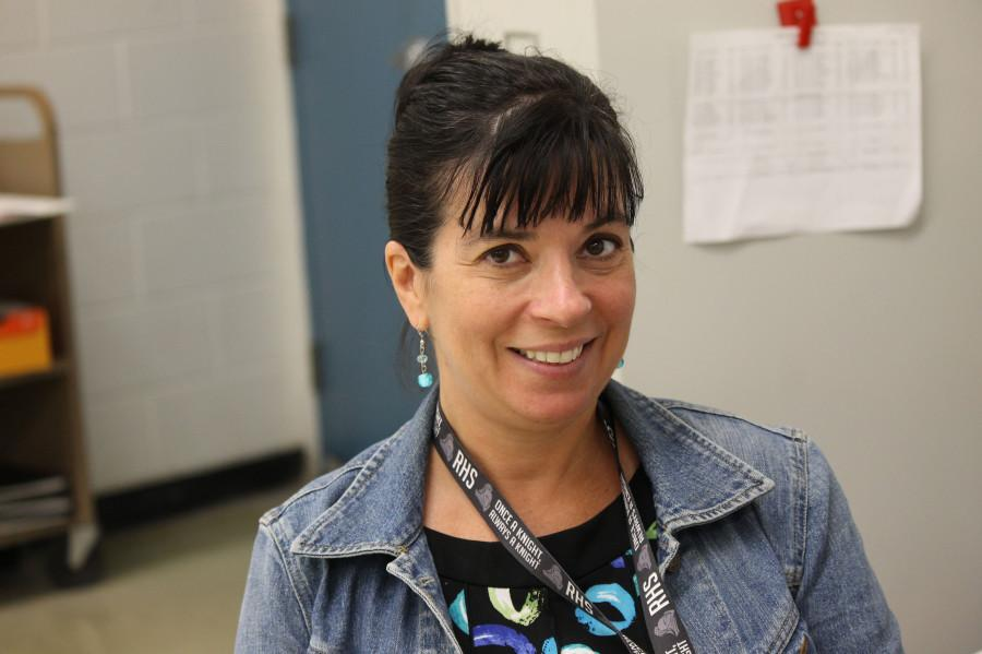 Teacher Feature| Maureen Pelamati