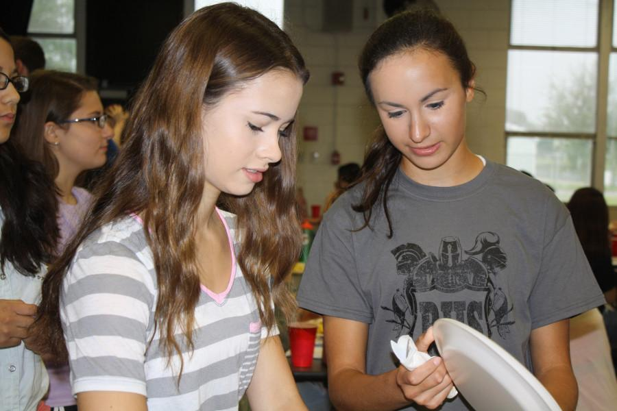 High Achievers Honored at Breakfast