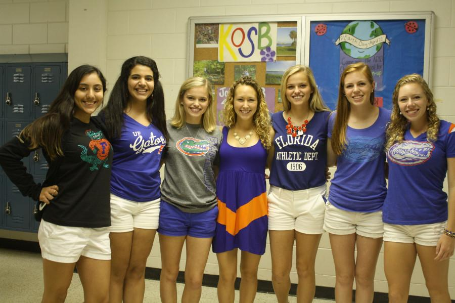 Mixed Emotions: IB Seniors' Last Day