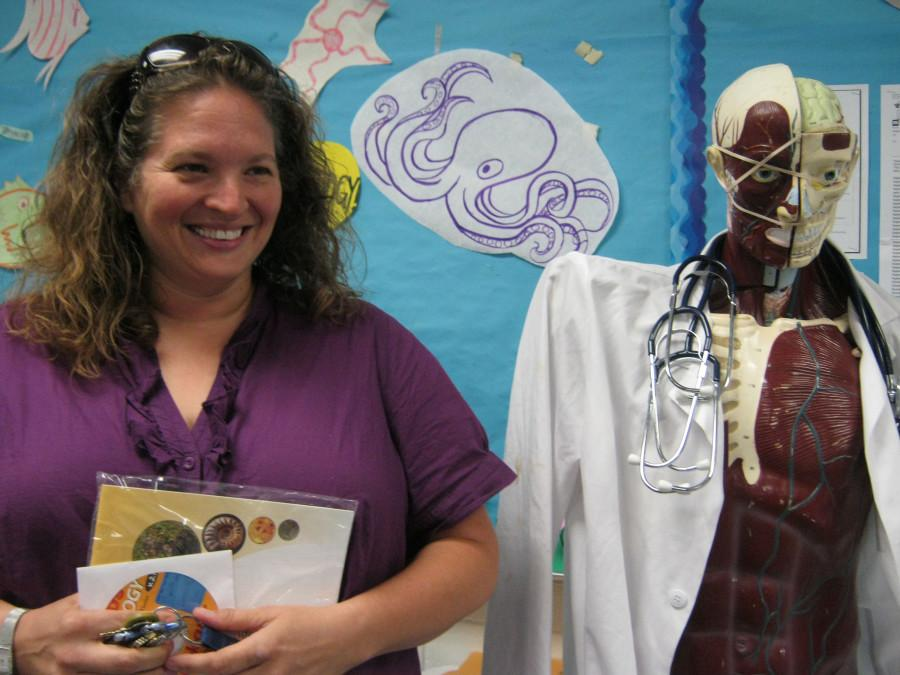 Teacher Feature| Tiffany Oliver