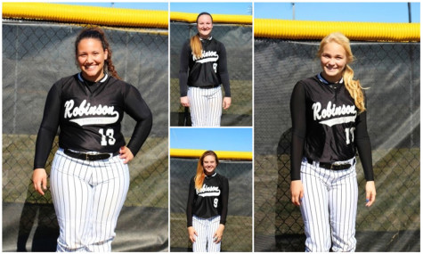 Lady Knights Named to All-Western Conference Softball Team