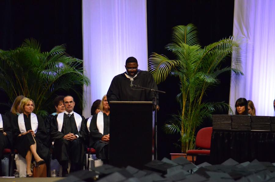 Family Key to Robinson Graduates
