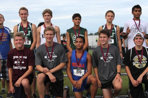 Boys 2nd, Girls 6th in XC