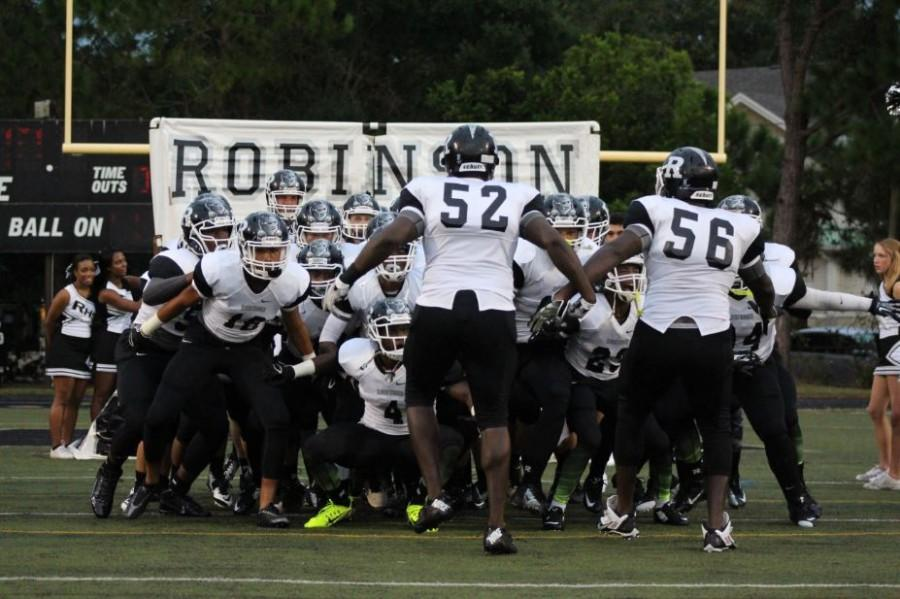 The Knights look to improve on last seasons 4-6 record in 2015.