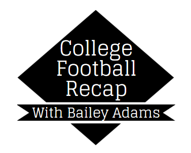 College Football Recap- 11/2