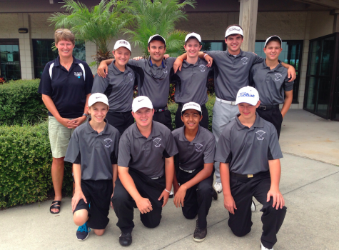 Boys Golf Falls to Plant