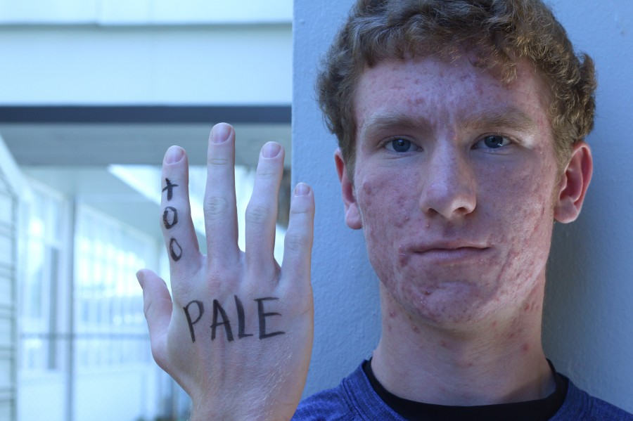 I am not my skin color ~ Zach Moseley ('17)