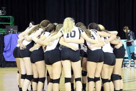 Volleyball Falls To Bishop Kenny In State Semis