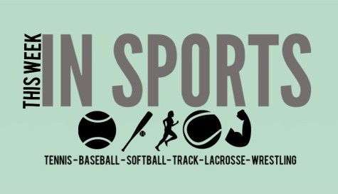 This Week in Sports: Track Begins, Baseball Looks for Upset Win