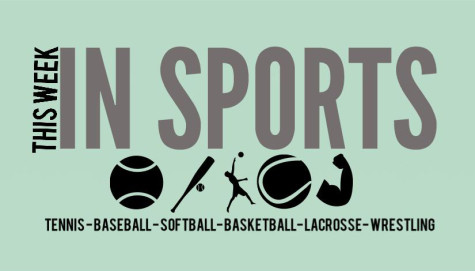 This Week In Sports: Spring Sports Underway, Basketball Playoffs