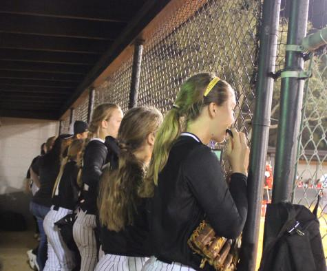 Lady Knights Achieve Softball Victory