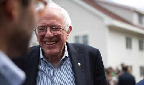 Something to Think About: Bernie Sanders' Hair