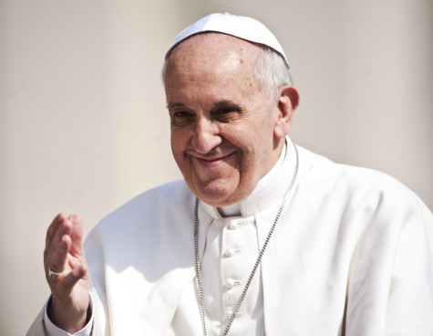 Something to Think About: The Pope in America