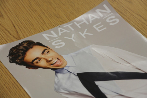 Nathan Sykes Takes a New Turn