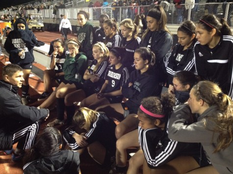 Girls Soccer: Historic Season Comes to Crushing End
