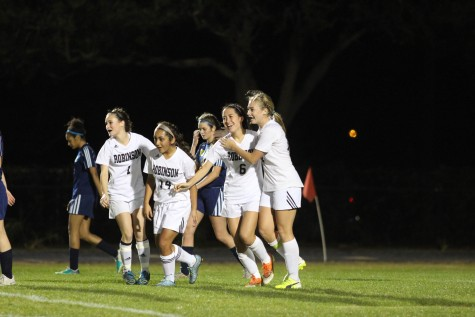Girls Soccer: Robinson Advances to Regional Semis